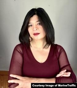 Merlyna Lim, Ph.D., Research Chair and Professor, Carleton University, Ottawa, Ontario, Kanada.