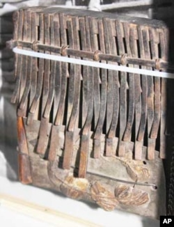 The Zimbabwean mbira thumb piano is one of the most difficult indigenous African musical instruments to master