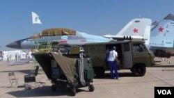 Firoka MiG-29K ya Rûsî