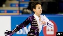 Nam Nguyễn - Vô địch Trẻ Quốc gia Canada về Trượt Băng Nghệ Thuật năm 2011