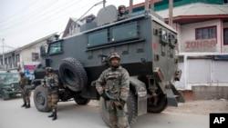 India Kashmir Rebel Attack