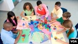 Los niños que son diagnosticados con ADHD tienen problemas para terminar sus tareas o concentrarse en una actividad.