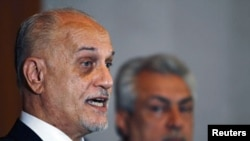 هاشمی معاون فراری ریاست جمهوری عراق