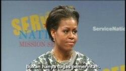 Pencapaian Michelle Obama - Liputan Berita VOA