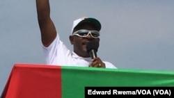 Le président burundais Pierre Nkurunziza