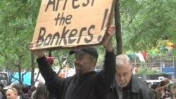 Kelompok Muslim AS Dukung Aksi Occupy Wall Street - Laporan VOA 24 Oktober 2011