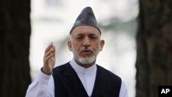 کرزی: پاکستان و افغانستان باید از همدیگر هراس نداشته باشند