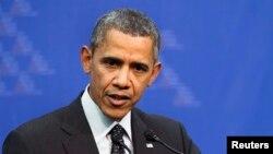 Barack Obama a salué ce jeudi les réformes de société promulguées par le défunt président Lyndon B. Johnson