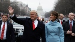 [인터뷰 오디오: 손학규 전 민주당 대표] 트럼프 취임식 참석 소감, 미-한 관계 전망