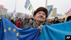 Pro-EU protest u Kijevu