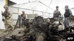 Afganistan'daki Amerikan ve NATO kuvvetleri, 2014 yılına kadar bu ülkeden çekilecek. Gerek Afganistan'ın komşuları, gerekse Batılı ülkeler, ülkenin ulusal güvenliği ve ekonomik istikrarının korunması, ekonomik açıdan kendi ayakları üzerinde durması hedefi
