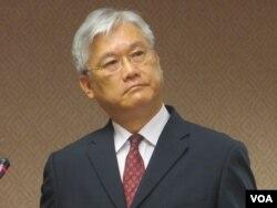 台湾陆委会主委夏立言