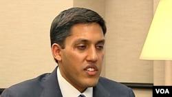 USAID Director Rajiv Shah