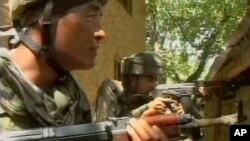 شوپیاں: انڈین سکیورٹی فورسز کی کارروائی