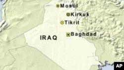 伊拉克地图