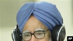 印度总理辛格(资料照片)