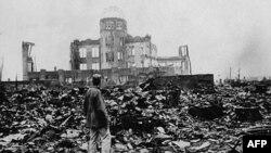 Quả bom hạt nhân Hoa Kỳ thả xuống Hiroshima năm 1945 giết chết khoảng 140.000 người.