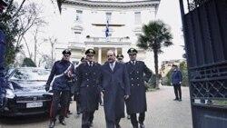 سفارتخانه یونان در رم، هفته گذشته هدف حمله آنارشیست های قرار گرفت