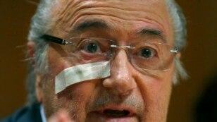 Sepp Blatter, mantan presiden FIFA yang dipaksa mengundurkan diri. (Foto: dok.)