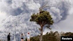 Núi lửa Kilauea.