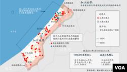 截至2014年8月19日加沙冲突死亡人数