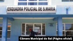 Esquadra Policial de Santa Maria, Sal, Cabo Verde