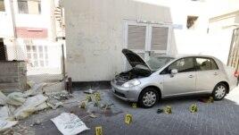 Bom nổ trong thủ đô Manama của Bahrain