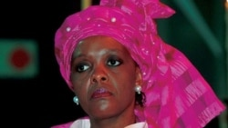 Udaba lukamkamongameli uNkosikazi Grace Mugabe Osekhanya elamandla edlulise amalawulo