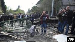 Siri: Dhjetëra të vrarë nga dy shpërthime në Damask