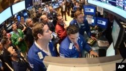 Các chỉ số chính trên thị trường New York giảm khoảng 0,7% vào chiều thứ Tư.