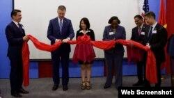 Đại sứ quán Hoa Kỳ tại Hà Nội hôm 6/2/2018 khai trương Văn phòng đại diện Cục Kiểm dịch động thực vật (APHIS).