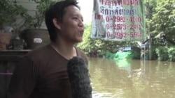 Main Floodwaters Reach Bangkok