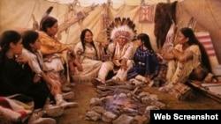 Yerli Amerika Mədəniyyəti İrsi