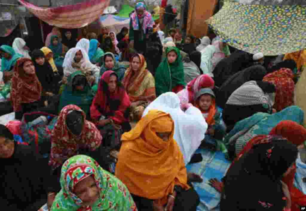 بنگلہ دیش میں تبلیغی جماعت کا اجتماع