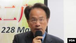 台湾中央研究院近代史研究所副研究员陈仪深。