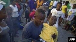 Інфекція холери на Гаїті вразила понад 11 тисячлюдей