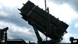 Зенитно-ракетная устрановка «Patriot»