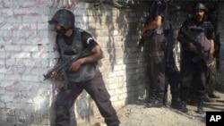 ڈیرہ اسماعیل خان میں دو جنگجو ہلاک