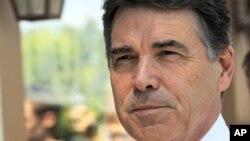 Thống đốc tiểu bang Texas Rick Perry