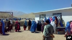 افتتاح پروژه تساوی جنسیت و توسعه شوراهای انکشافی زنان در بامیان