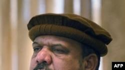 Phó tổng thống Afghanistan Qasim Fahim