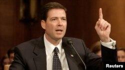 James Comey, mantan pejabat dari jajaran pemerintahan George W.Bush (Foto: dok). Presiden Obama mencalonkan Comey untuk menggantikan posisi Robert Mueller sebagai Direktur FBI, Jumat (21/6).