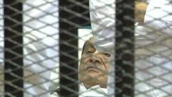 واکنش ها نسبت به محاکمه حسنی مبارک ادامه دارد
