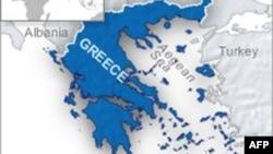 希腊的地理位置