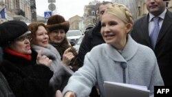 Timoshenkoga mamlakatni tark etishga ruxsat yo'q