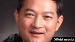 中国外交部部长助理张昆生(资料照片)