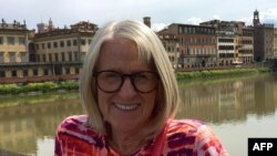 Darlene Horton dalam foto yang dirilis oleh Kepolisian Metropolitan Inggris (4/8).