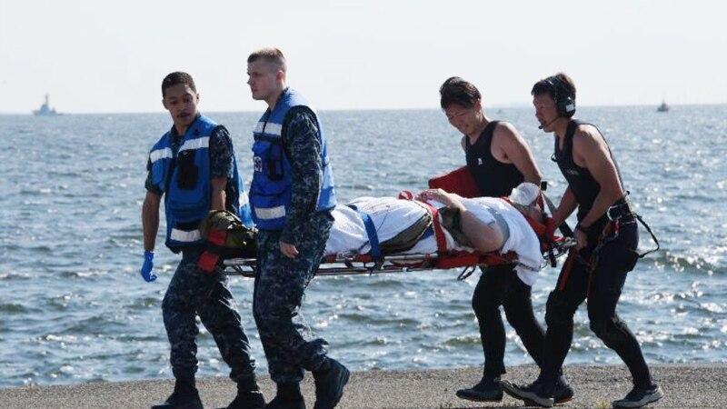 Эсминец Fitzgerald вернулся на базу в Японии после столкновения с филиппинским сухогрузом