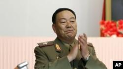 Ông Hyon Yong Chol, Bộ trưởng Quốc phòng Bắc Triều Tiên, người mà tin cho biết vừa bị hành quyết