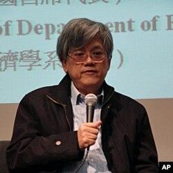 陈文鸿,香港理工大学中国商业中心主任